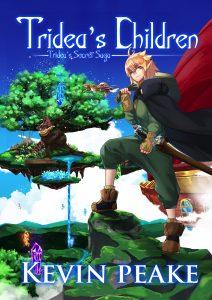 Tridea's Secret Saga #1 - Tridea's Children