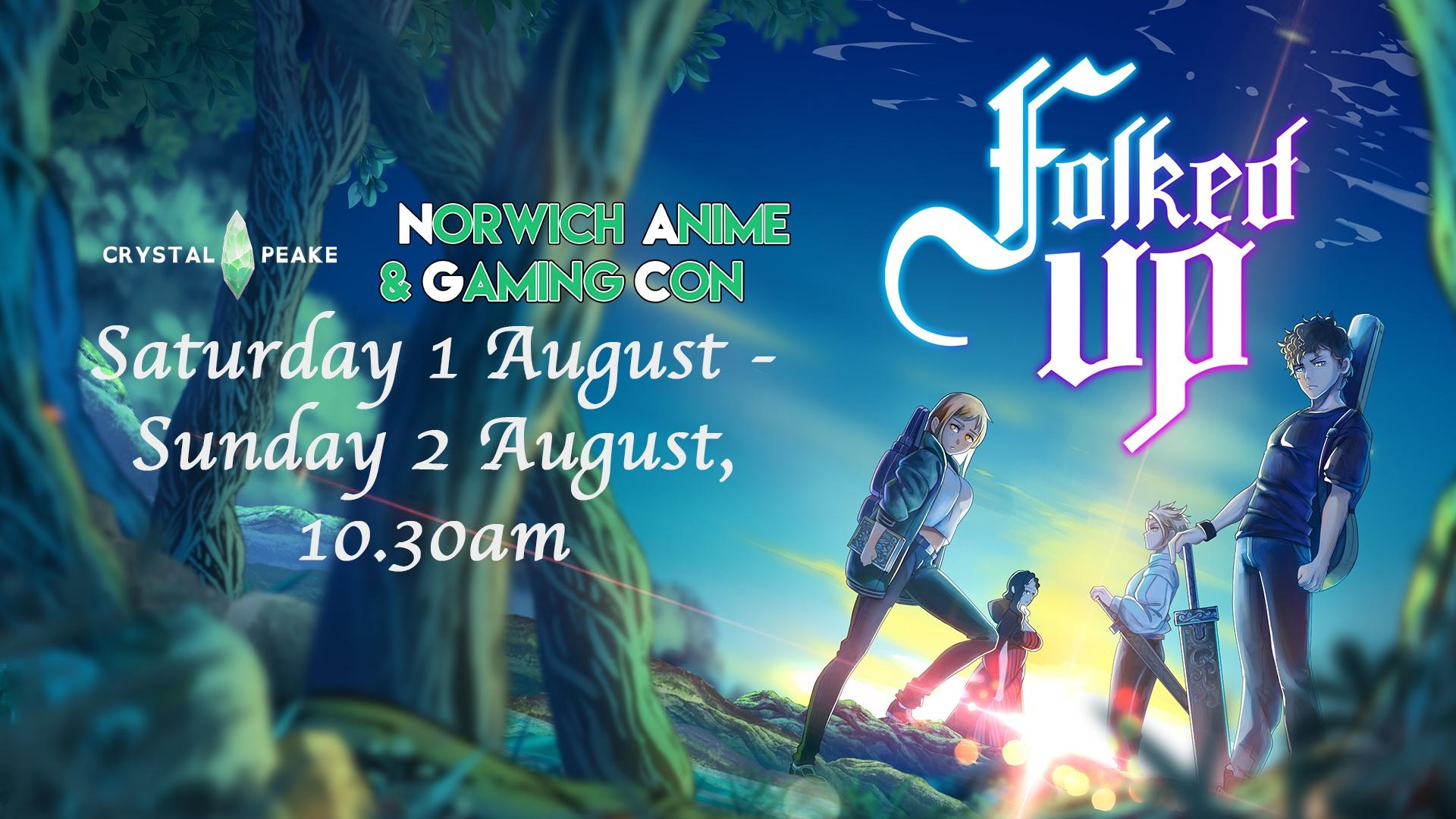 Norwich Anime & Gaming Con